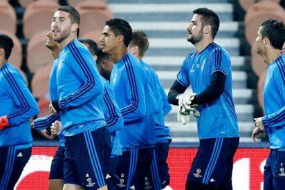 El presunto escándalo sexual salpica a uno de los jugadores del Madrid