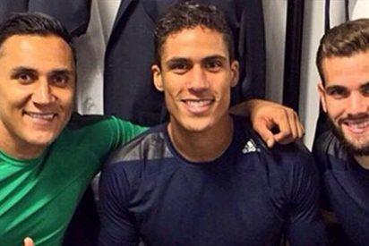 El Real Madrid enseña la puerta de salida a uno de sus defensas