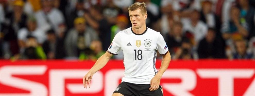 El Real Madrid ya sabe cuánto pagará el Manchester City por Toni Kroos