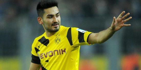 El rencor del Borussia Dortmund con el Manchester City por Gundogan