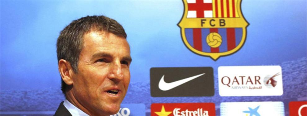 El tapado que tiene el Barça en su agenda para reforzar la defensa