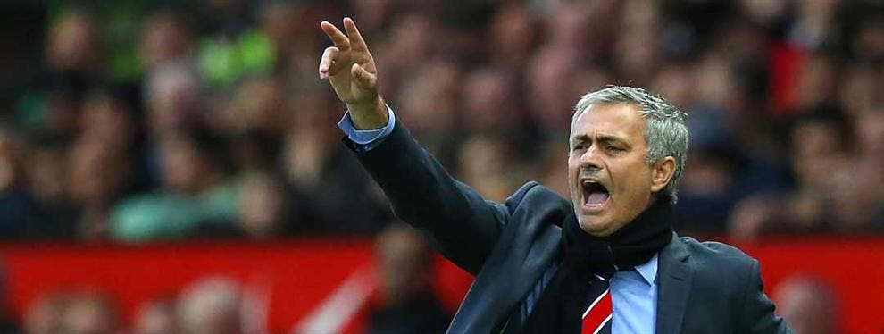 El Valencia molesta a José Mourinho