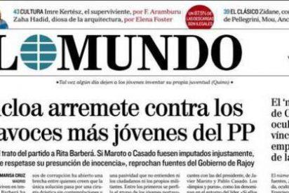 """""""Es inadmisible el cinismo que demostró el PSOE hablando de caza de brujas sobre Chaves y Griñán"""""""