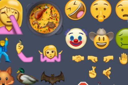 Los 72 nuevos 'emoticones' con los que podrás hacer diabluras con tu móvil