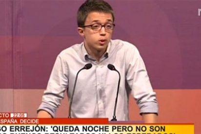 """Iñigo Errejón reconoce que """"estos resultados no son los que esperábamos"""" en Podemos"""