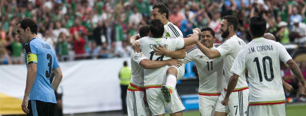 Europa se lanza a por las estrellas de México en la Copa América