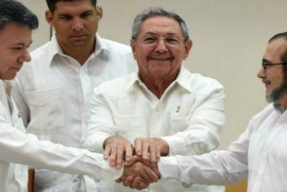 Adiós a las armas: el Gobierno de Colombia y las FARC firman en Cuba la paz