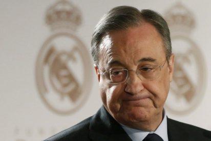 El desliz de euforia de Florentino Pérez con la Champions que arrasa en las redes