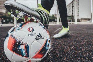 El 'Fracas', nuevo balón para la fase final de la Eurocopa 2016