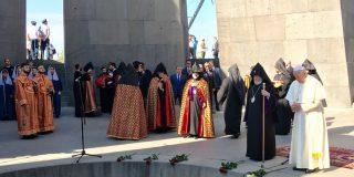 """Turquía acusa al Papa de tener """"la mentalidad de los cruzados"""" por volver a denunciar el genocidio armenio"""