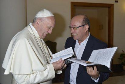 """José Manuel Vidal: """"Lo que no sea dogma en la Iglesia está en revisión, ya no hay nada innegociable"""""""