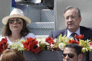 Florentino Pérez tiene una novia francesa de 38 años