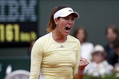 Garbiñe Muguruza gana Roland Garros derrotando a la eterna Serena Williams (7-5, 6-4)