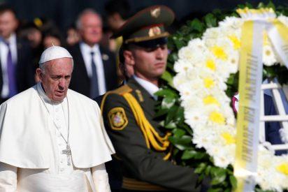 """El Vaticano responde a Turquía: """"El Papa Francisco no hace cruzadas"""""""