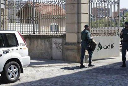 Mangancia en el AVE de Barcelona: La Guardia Civil registra oficinas de ADIF y detiene a 14 personas