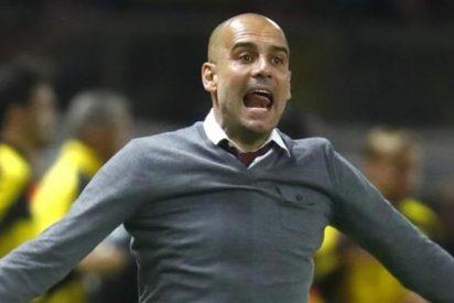 Guardiola se moviliza para adelantar al Barça en la lucha por Nolito