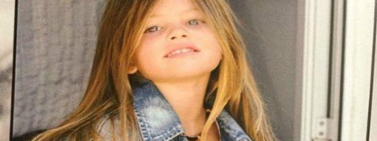 Así es la niña más guapa del mundo... seis años después