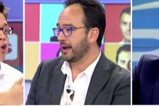 """El revolcón de los Hernando a Errejón: """"Estos meses han sido una tomadura de pelo, ¡solo queríais la vicepresidencia!"""""""