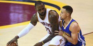 Cleveland Cavaliers de Lebron se impone en el séptimo a Golden State Warriors de Curry y logra el anillo de la NBA