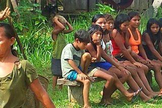 Hupdas, los parias del alto Río Negro de la Amazonía