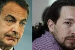 Y para Pablo Iglesias, el mejor presidente de Gobierno que ha tenido España es... ¡Zapatero!