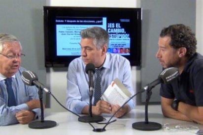 """Fernando Jáuregui y Federico Quevedo: """"Verstrynge ha ordenado en Podemos no salir ahora en los medios"""""""