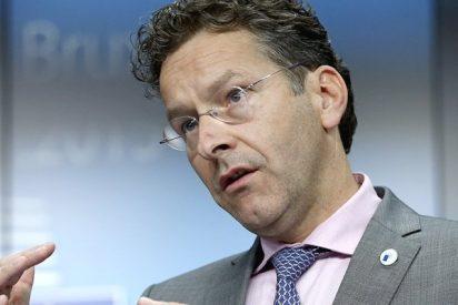 """Jeroen Dijsselbloem dice estar """"muy preocupado"""" por cómo Bruselas aplica las normas sobre déficit"""