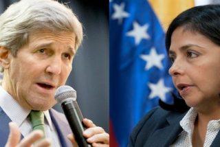 """Maduro se baja los pantalones: iniciará """"una nueva etapa de diálogo"""" con EEUU"""