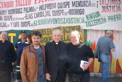 Juan Grabois, consultor del Pontificio Consejo de la Justicia