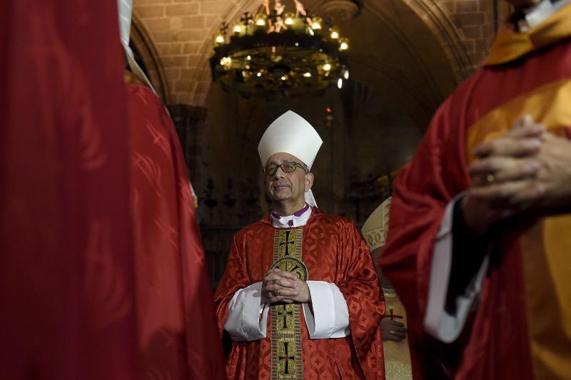 """Omella aboga por la humildad del clero, que debe trabajar """"sin ser protagonistas de nada"""""""