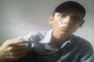 """[VÍDEO] La confesión del asaltante al Banco de Venezuela poco antes de morir: """"Lo hice por hambre"""""""
