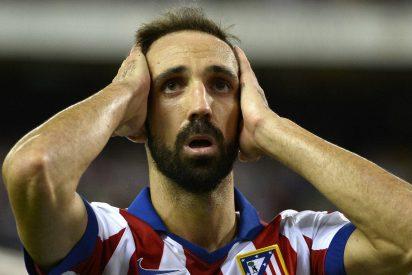 """Juanfran Torres: """"El destino ya no nos debe una 'Champions', sino dos"""""""