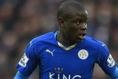 Kanté responde al interés del Real Madrid