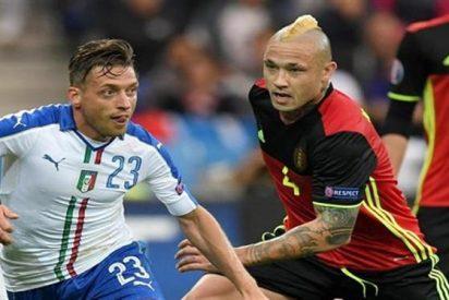 La escuadra Italiana demuestra ser un contendiente con toda la barba