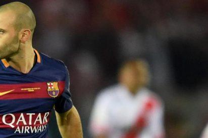 La estrategia que seguirá el Barça para retener a Mascherano
