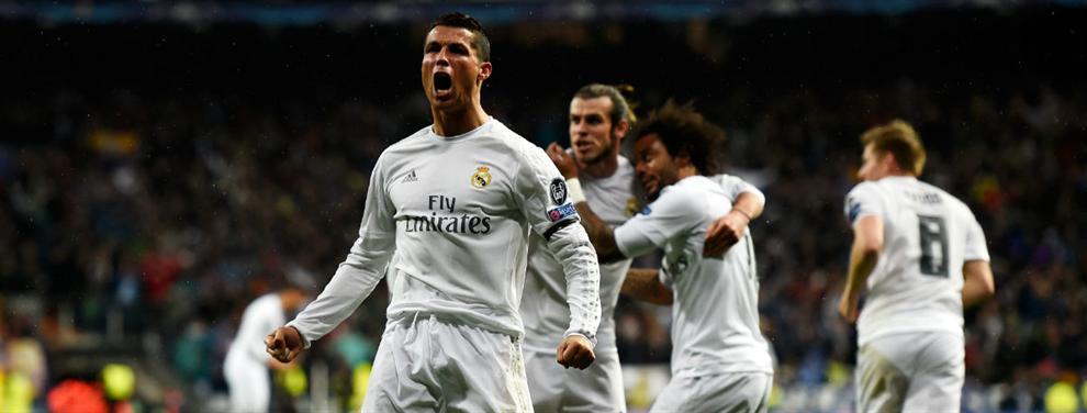 La Juventus elige a un crack del Real Madrid para cerrar la operación Pogba
