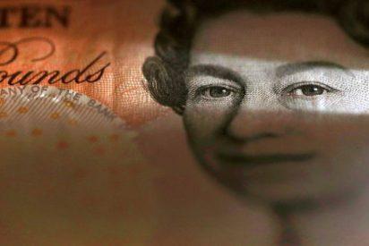 La Bolsa española se desploma un 16% y la libra, en mínimos de hace treinta años