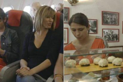 El misterio de la chica que viajó con Griso y Rivera en avión y reapareció después en la barra de un bar