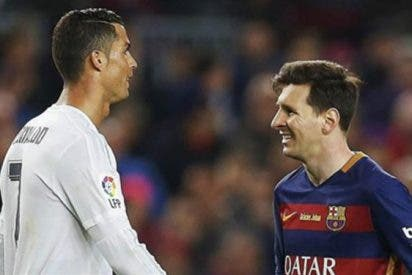 La vacilada de Cristiano Ronaldo a Leo Messi