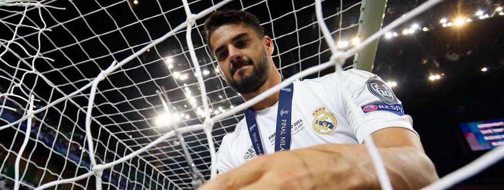 Las consecuencias de la ausencia de Isco en la Euro2016 alertan al Madrid