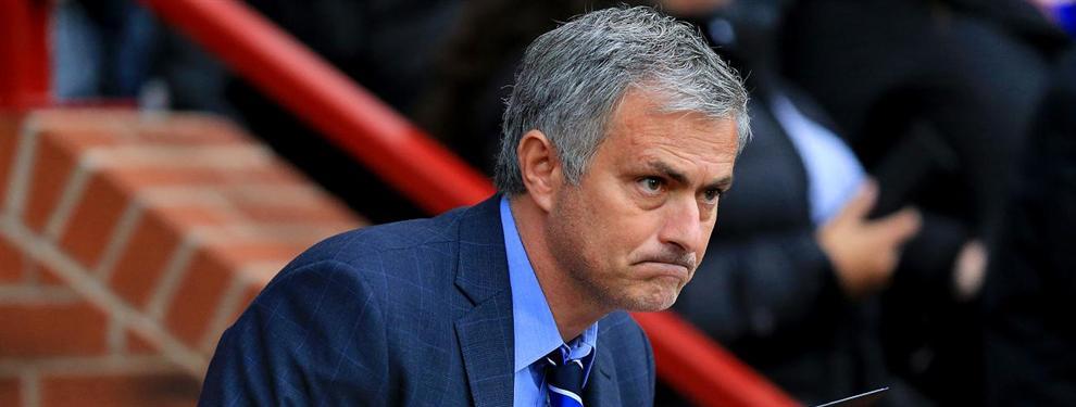 Las dos llamadas de Mourinho que ponen de los nervios al Real Madrid