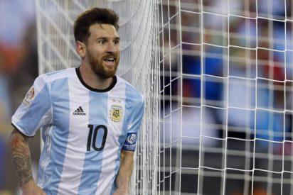 Leo Messi iguala a Batistuta camino de semifinales y Chile humilla a México