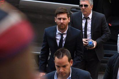 """El abogado del Estado equipara a Leo Messi con un """"capo criminal"""""""