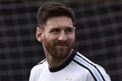 Leo Messi recomienda un central para el Barça