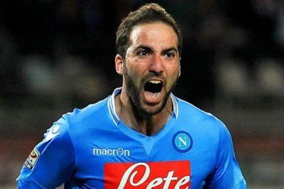 Lo que pidió Gonzalo Higuaín para renovar en Napoli y le dijeron que si