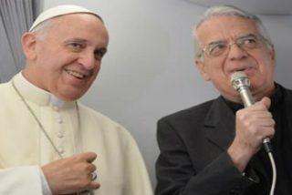 Federico Lombardi recuerda que el Papa no necesita intérpretes
