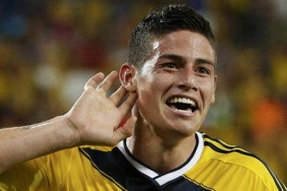 La Colombia de James tropieza y cede la primera plaza a Estados Unidos para los cuartos