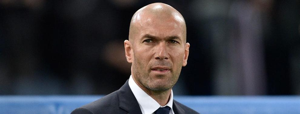 Los dos nombres exóticos que a Zidane le encantaría tener en el Real Madrid