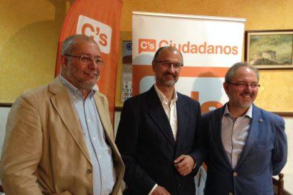 Luis Fuentes achaca a la ley D'hondt la escasa representación de C`s en la Comunidad