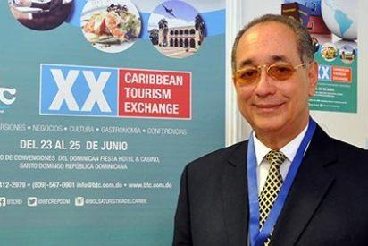 """Luis F. Aquino: """"República Dominicana nunca dejará de ser un destino de Sol y playa"""""""